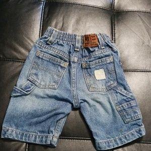 Polo by Ralph Lauren boy 18 month Jean shorts